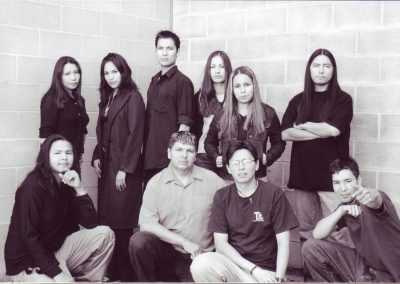 SNTC's Youth Ensemble Fall 2002